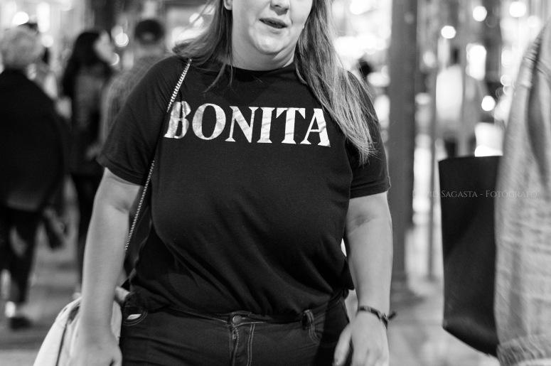 Bonita B&N con firma